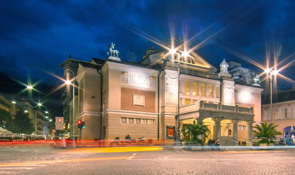 A Teatro a Merano