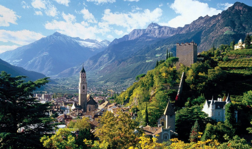 Autumn and Merano