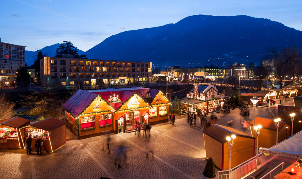 Christmas markets in Merano