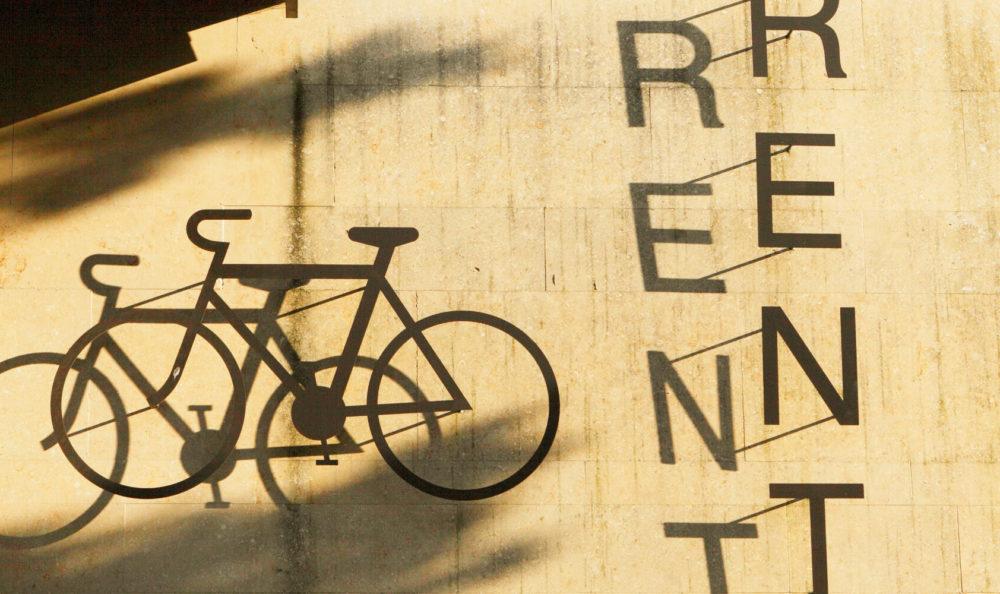 Fahrradverleih – kostenlos