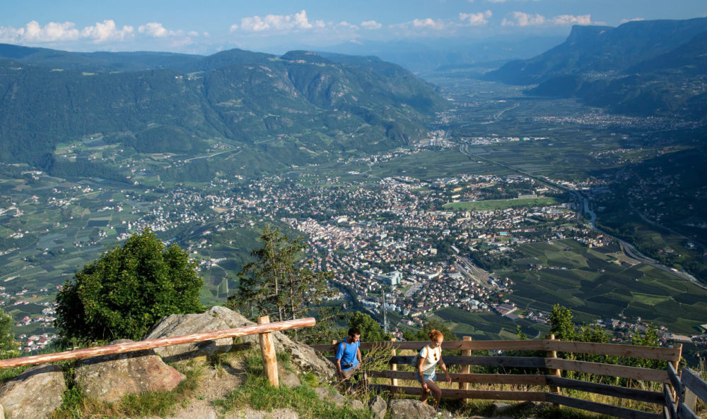 Mountain tours around Meran