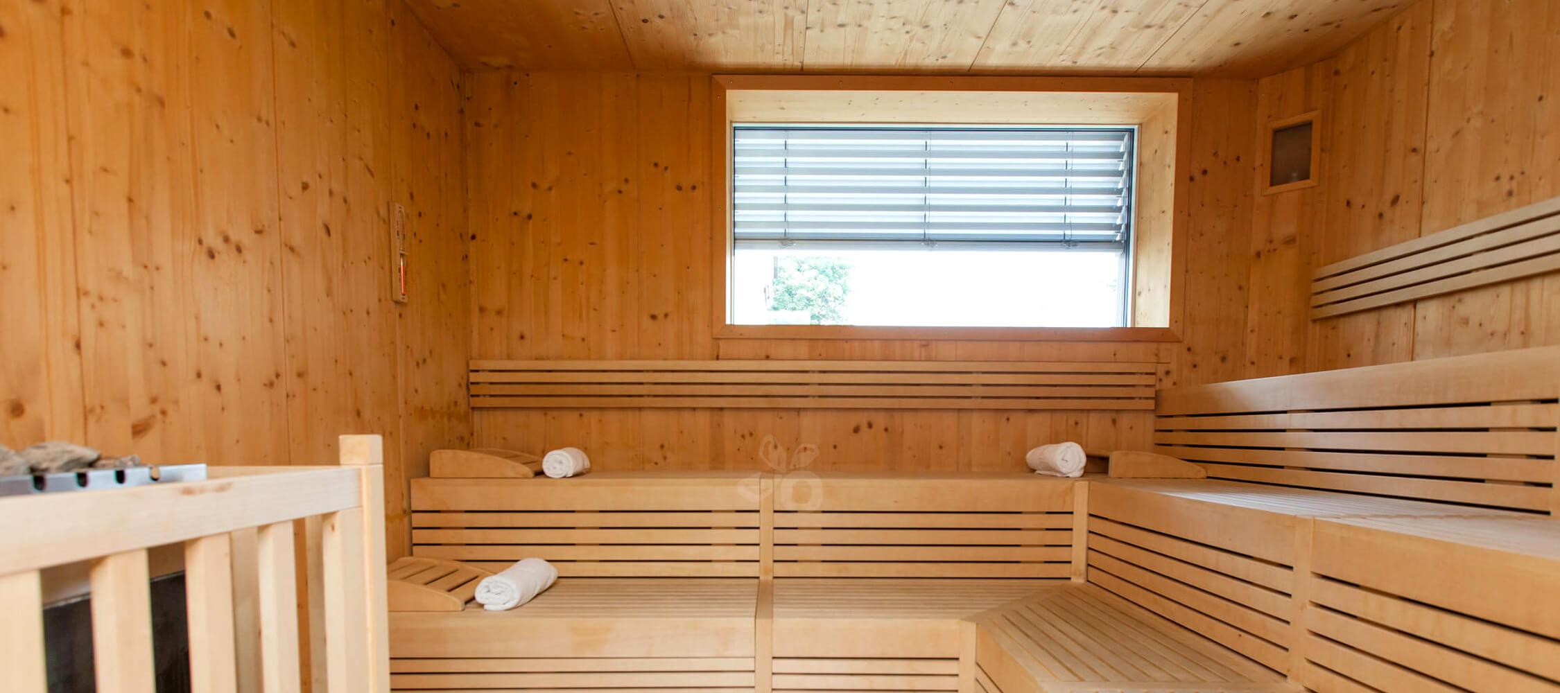 City Hotel Meran, Spa, finnische Sauna, Dampfbad, Sonnenliegen, Ruheraum