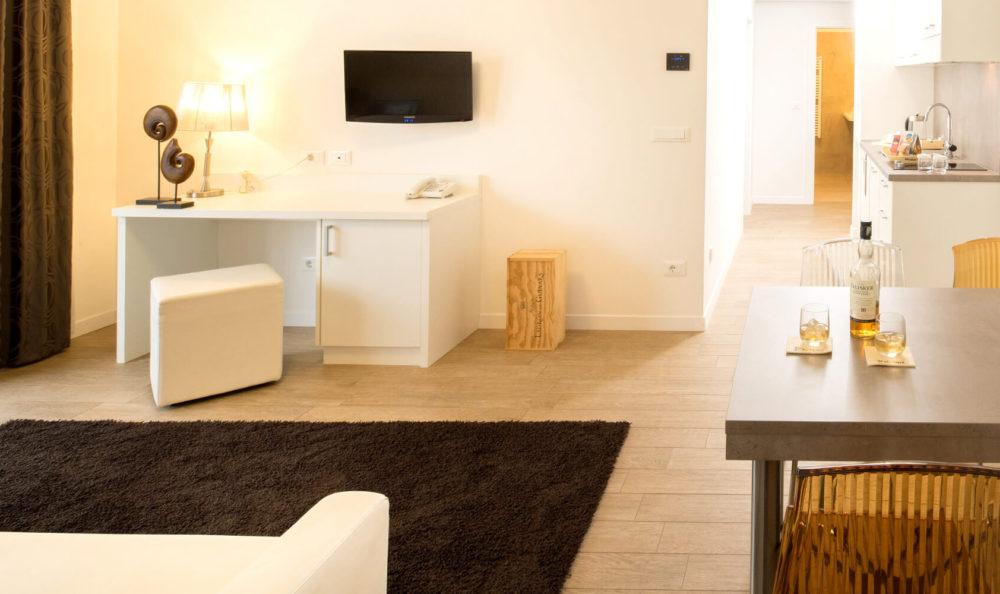 3-Raum-Suite PRESTIGE
