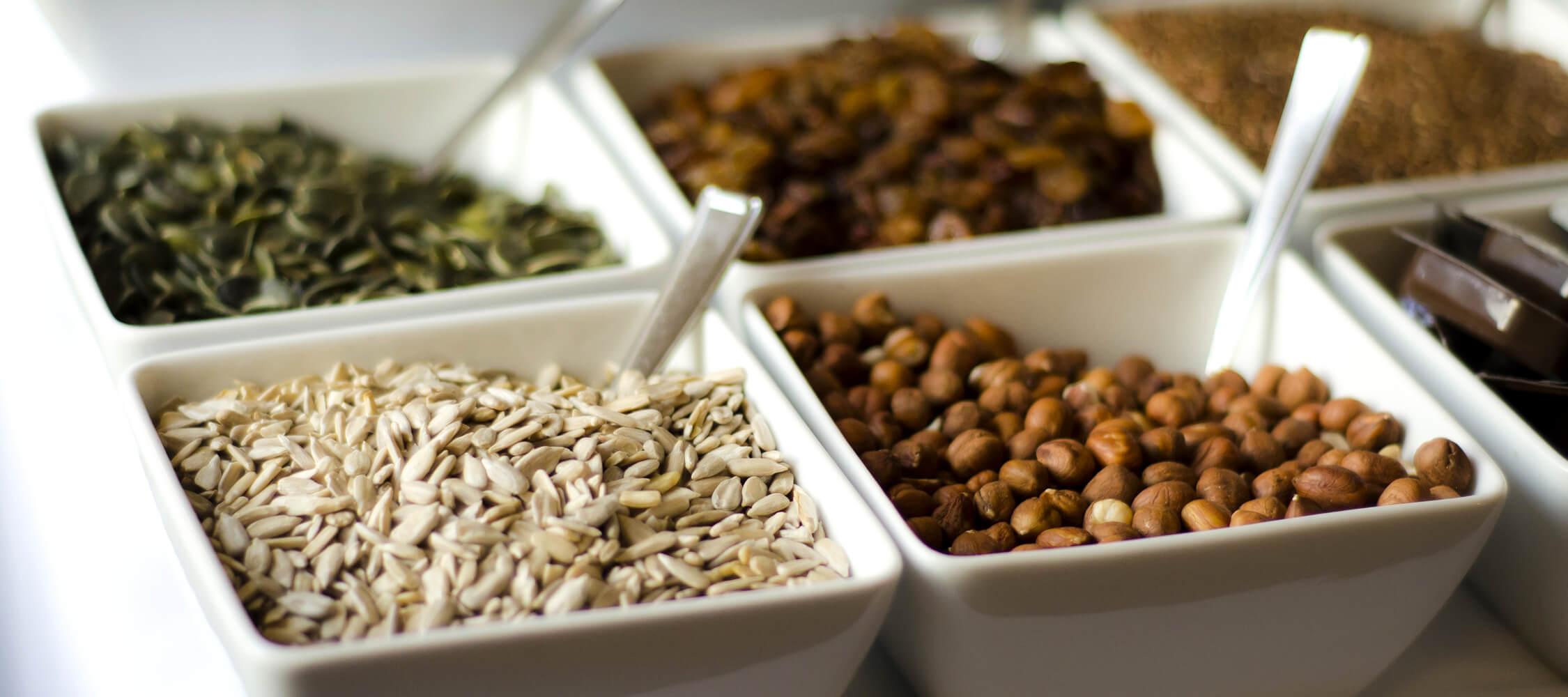 Hotel Flora, Meran, Frühstücksbuffet, laktose und glutenfreie Produkte, frische regionale Produkte, Südtiroler Qualtiätsprodukte, allergikerfreundlich