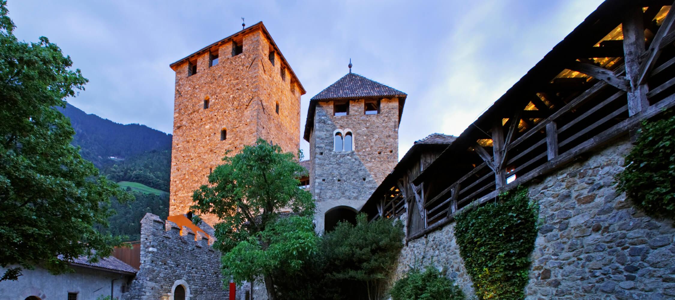 City Hotel Meran, Meraner Land, Schloss Tirol, Ausflugsziele