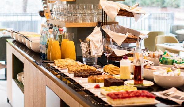 Scoprite il nostro buffet, tra dolce e salato, frutta e cereali. Con tanti prodotti salutari. Scegliamo prodotti con qualità e tradizione della nostra regione. ©Beatrice Pilotto