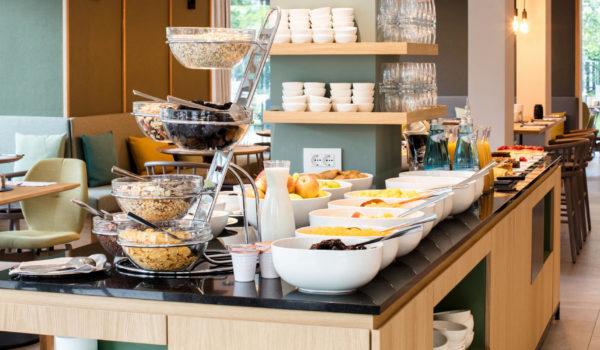 Wählen Sie vom Buffet Gesundes, Fruchtiges, Salziges oder Süßes. Dabei legen wir – soweit das möglich ist -  besonderen Wert auf Qualitätsprodukte aus der Region.©Beatrice Pilotto
