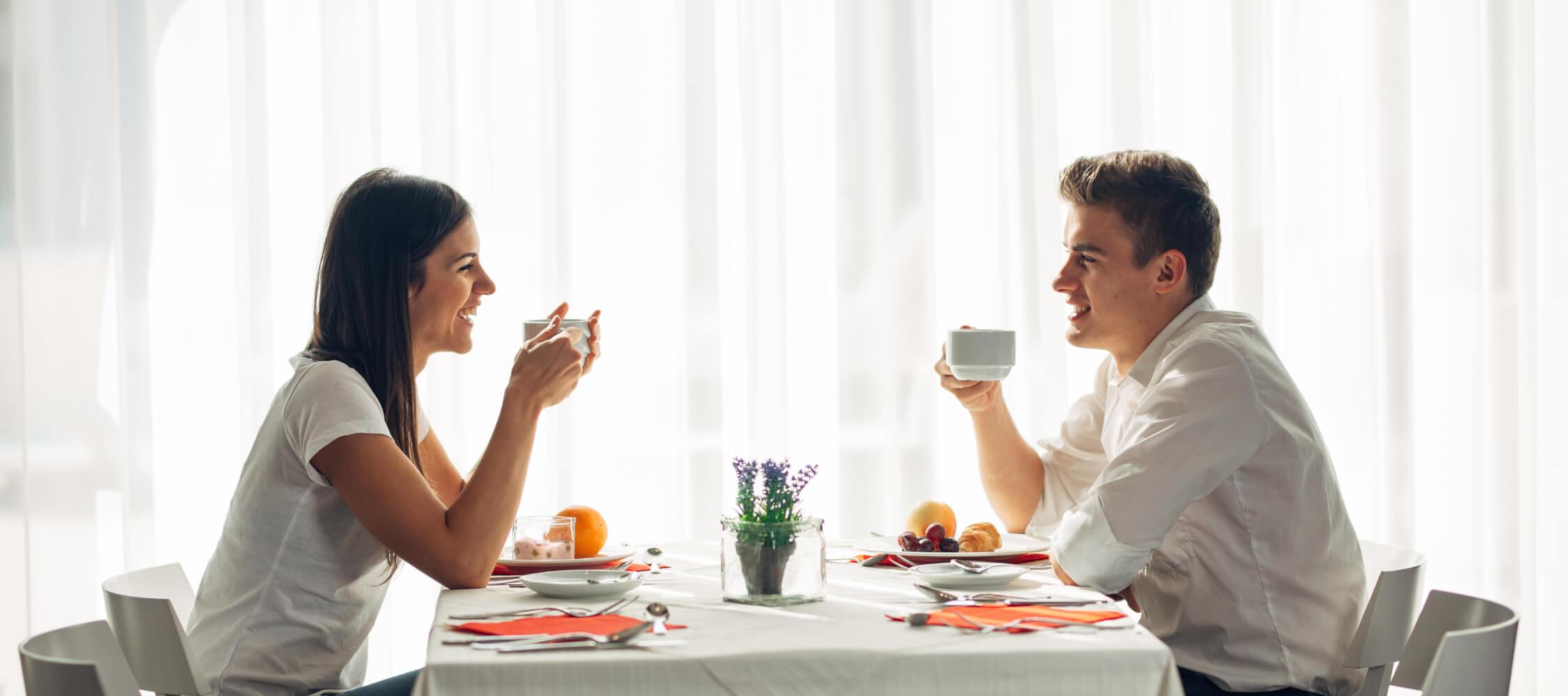 Hotel Villa Laurus Meran - Genießen Sie ein herzhaftes Hotel Frühstück in Meran