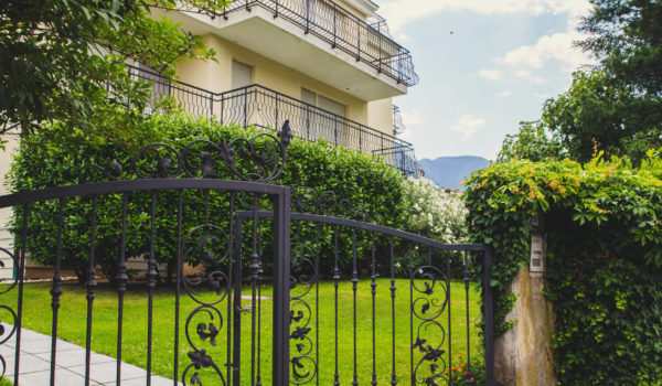 Hotel Villa Laurus Merano (the former Sonnklarhof Merano) - 3 Star Merano Hotel Italy – Position in the idyllic Vicolo del Lauro street 25, the city center can be easily reached on foot in approx. 10-15 minutes  © Anguane