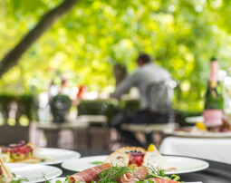 Hotel-Villa-Laurus-Merano-Restaurant-Breakfast-Buffet-Fruehstueck-Essen-Garten-Terrasse-144107112_L-255x202