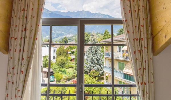 Hotel Villa Laurus Merano - 3 stelle - con le sue 40 camere accoglienti, la Villa Laurus è un vero rifugio nel cuore del quartiere residenziale Maia Bassa © Anguane