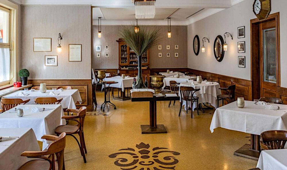 Gourmet Restaurant SISSI Andrea Fenoglio